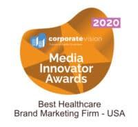 Media Innovators Best Brand Marketing Firm 2020