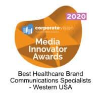 Media Innovators Best Brand Specialist 2020